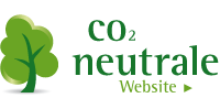 Logo Co2 neutrale Webseite